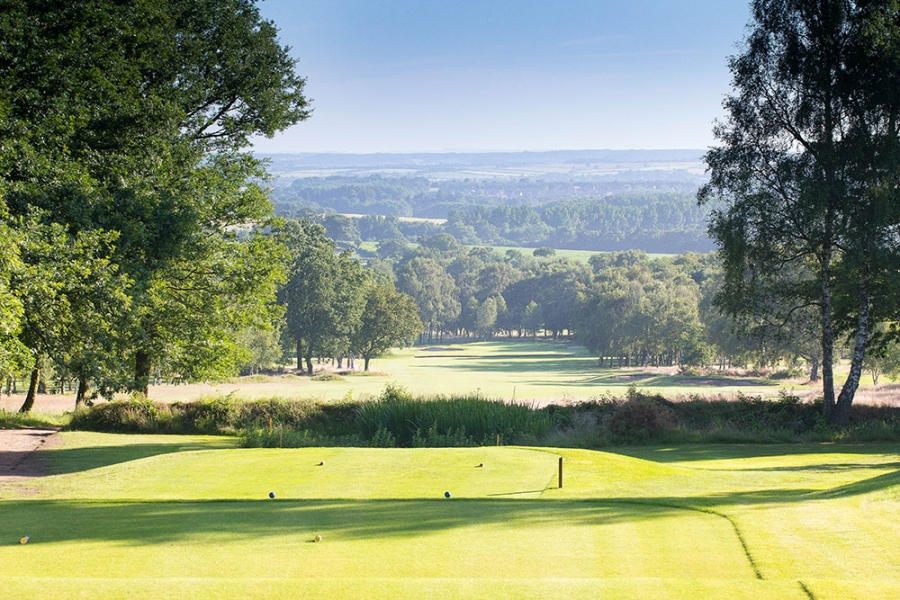 Longcliffe Golf Club use GolfScore LIVE for their Club Championship